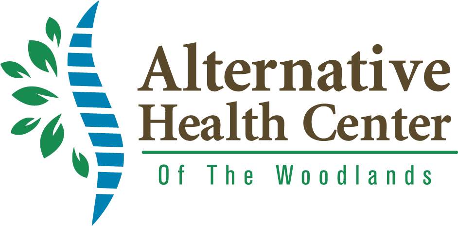 alternative health center of the woodlands logo